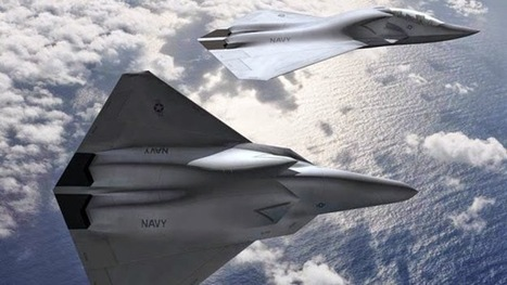 Next Big Future: Artificial Intelligence will be central to US Sixth Generation Fighter with Design analysis ramping up this year | Outbreaks of Futurity | Scoop.it