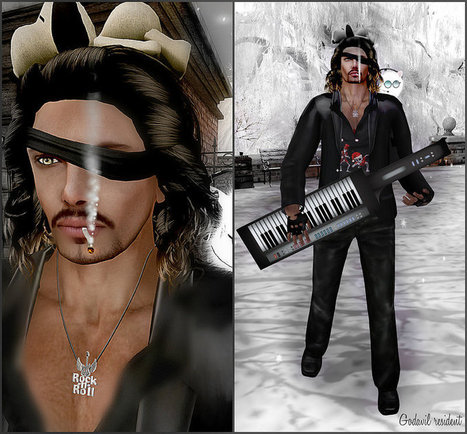 Fashion + Freebies for Men: Rock your christmas ! | Freebies and cheapies in second life. | Scoop.it