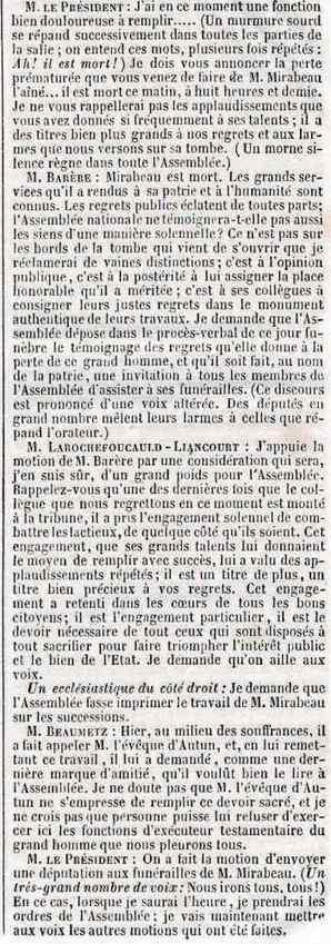 La Gazette Nationale (ou Le Moniteur Universel) | jlcontact | Scoop.it