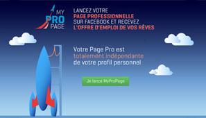 JobinLive lance MyPropage, un profil pro sur Facebook!   Passionate about Social Media, Web 2.0, Employer and Personal Branding   Scoop.it