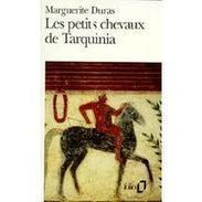 Les petits chevaux de Tarquinia de Marguerite Duras - Le blog de caro | Nouveau Roman Français | Scoop.it