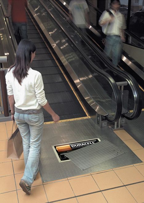 Clever and Creative Sticker Advertising Campaigns | Inspiration | Psychology of Consumer Behaviour | Scoop.it