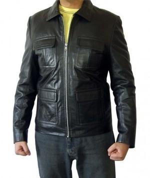 Vampire Diaries Damon Salvatore Leather Jacket   Black Friday Deals   Scoop.it