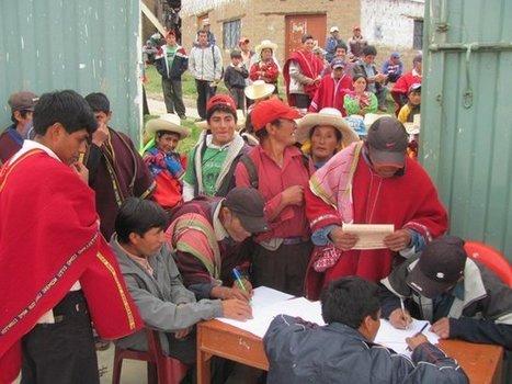 "PERU. Estatal Perupetro: ""Ley de Consulta dificulta proyectos petroleros"" | Deber estatal de consulta previa | Scoop.it"