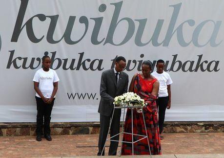 Rwanda remembers 1994 genocide that killed 800,000   8th Grade Genocide Web Sites   Scoop.it