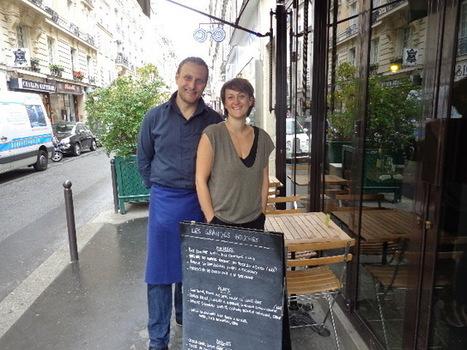 Les Grandes Bouches (Paris 17e): allez les Moncel! | Coups de coeur | Epicure : Vins, gastronomie et belles choses | Scoop.it