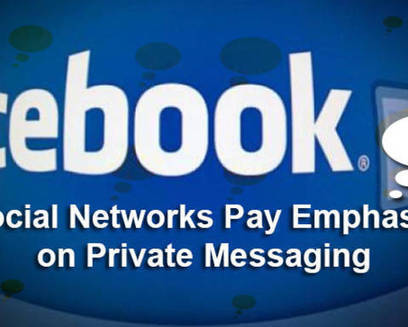 Social Networks Pay Emphasis on Private Messaging - WHY? | M-COMMERCE | Scoop.it