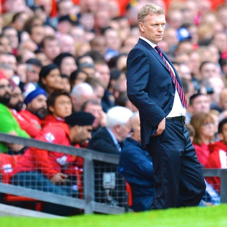 Why Fergie's Presence Is Undermining Moyes   Sports management: McShane, A   Scoop.it
