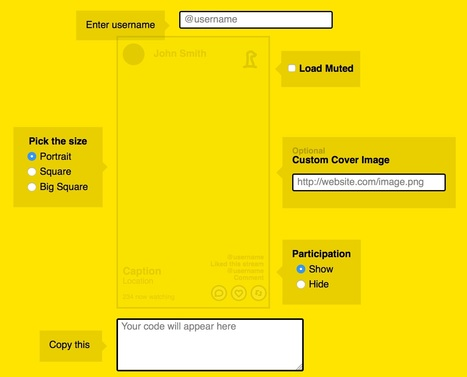 Meerkat | Tools for Teachers & Learners | Scoop.it