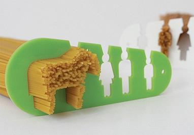 Spaghetti Measuring Tool | DESIGN | Scoop.it