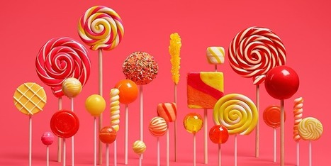 What's New in Android 5.0 Lollipop | The Programmer's World | benhmidan | Scoop.it