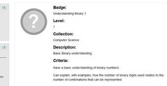 Badger: Simple Badge block | Moodle E-Learning | Scoop.it
