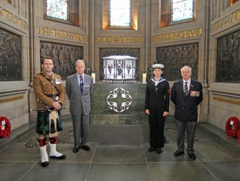 Battle of Somme: Relatives of Scots troops to pay tribute on 100th anniversary at Edinburgh Castle | edinburgh | Scoop.it