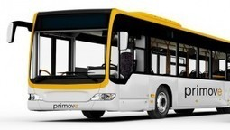 Wireless charging of electric buses to be put to real world test in Germany | ZeitNews | Electric vehicles | Scoop.it