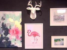 Add summer accents to your home with DIY décor - Today.com (blog) | Interests: Health, Art, Exercising, Ideas | Scoop.it
