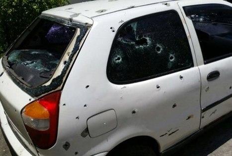 Costa Barros: Laudo constata 39 tiros, a maioria pelas costas dos jovens - Rio - O Dia | Anonimato da polícia | Scoop.it