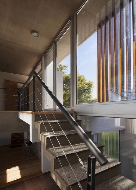 Casa Lottersberger / Estudio Irigoyen, Navarro Arquitectos - Plataforma Arquitectura | ret & arq | Scoop.it