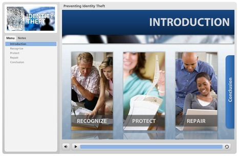Preventing Identity Theft | E-Learning Examples | Scoop.it