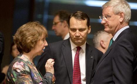 [18-19/11] Les ministres des Affaires étrangères et de la Défense réunis à Bruxelles discutent du  futur des drones européens   Comité Europe de la Défense   Scoop.it
