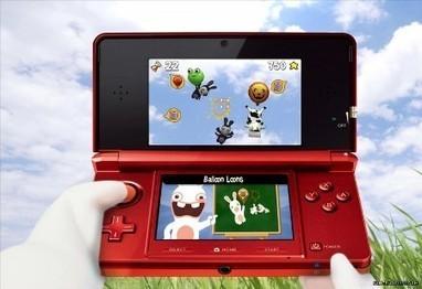 Rabbids Rumble für Nintendo 3DS bestätigt // News // 3DS - Wii - Nintendo - WiiWare - Virtual Console // ntower | Augmented Reality und Spiele | Scoop.it