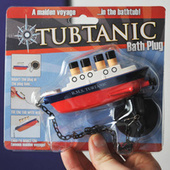 Titanic Bath Plug Maker Icy Toward Offended Relatives Of Titanic Victims | It's Show Prep for Radio | Scoop.it