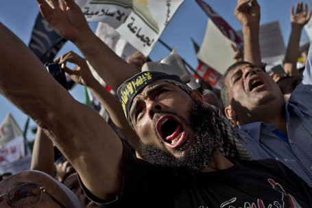Egyptian Islamists rally for Shariah law | Human Rights and the Will to be free | Scoop.it