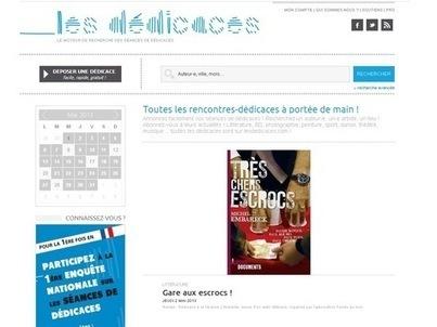 Les dédicaces, une passion française? | La-Croix.com | BiblioLivre | Scoop.it