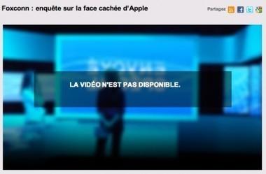 Foxconn : enquête sur la face cachée d'Apple | Entreprise Foxconn | Scoop.it
