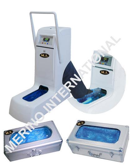 Growing craze of shoe cover dispenser in India | shoe cover dispenser india | Scoop.it