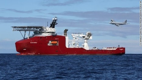 5th signal detected 'not likely' from MH370 black boxes, officials say | AP United States Government Current Events | Scoop.it