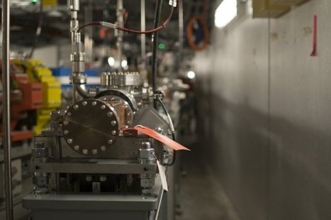 Take a look inside this colossal machine where scientists propel electrons to 99.99% the speed of light #LHC #education   Limitless learning Universe   Scoop.it