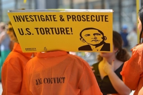 ICC studying CIA torture report 'very, very closely' - Middle East Eye | Syrian  and Turkey | Scoop.it