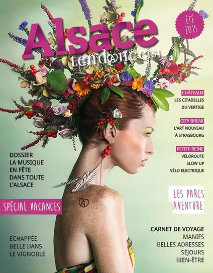Alsace tendances - spécial été 2015 - observatoire tourisme   Le site www.clicalsace.com   Scoop.it