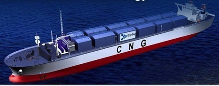 Rescue Stranded Gas, Open Power Markets Through CNG   Shipping Tech   Scoop.it