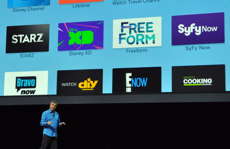 The Apple TV gets single sign-in for streaming services - FastCo   mvpx_CTV   Scoop.it