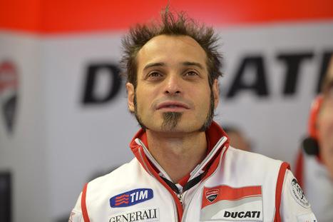 Guareschi: a bright future for Ducati | GPOne.com | Ductalk Ducati News | Scoop.it
