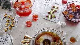 Entertaining during the holidays? Party around the punch bowl - The Globe and Mail | Herbal, integrative medicine | Scoop.it