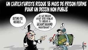 Presse algérienne : Djamel Ghanem, un caricaturiste poursuivi pour un dessin non publié | Les médias face à leur destin | Scoop.it