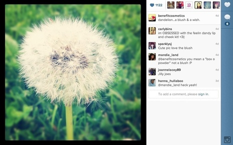 How To Use Instagram for Content Marketing   social media and digital strategy   Scoop.it