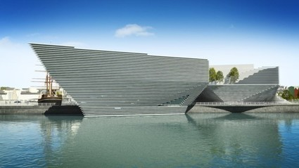 Dundee Waterfront | DUNDEE & SCOTLAND RESOURCES | Scoop.it