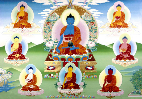 Medicine Buddha Teachings | promienie | Scoop.it
