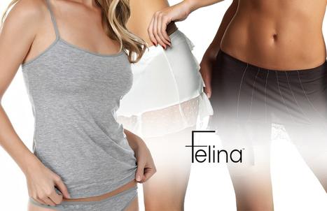 Felina Bras, Lingerie, Underwear & Panties Collection | Shoe Diamond | Shoe Diamond & Swimwear | Scoop.it