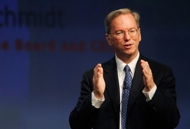 "Eric Schmidt, ex-P-DG de Google : ""Je me suis planté"" - high tech - Challenges.fr 