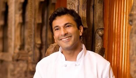 Career Story of Vikas Khanna, the Celebrity Chef - CareerGuide.com - Official Blog | Parul Singh | Scoop.it