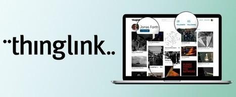 Ecole numérique | ThingLink: Créez des images interactives! | Veille TICE Paris Descartes | Scoop.it