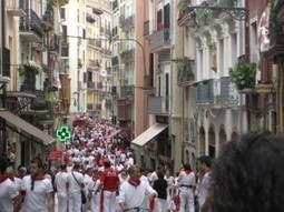 2014 San Fermin Festival - Global Traveler | Meetings, Tourism and  Technology | Scoop.it