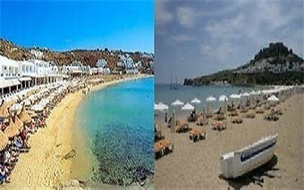Blue Athina With Myconos 6 Day Holiday Tour Package @Rs 83,900   Online Travel Agency   Scoop.it