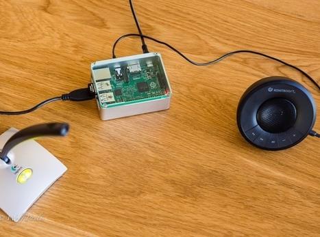 Raspberry Pi 2 Speech Recognition System - Geeky Gadgets | Arduino, Netduino, Rasperry Pi! | Scoop.it