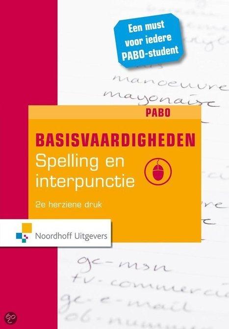 Basisvaardigheden spelling en interpunctie voor de pabo | Language and Literature | Scoop.it