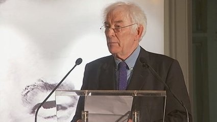Aaudio : Seamus Heaney - A Celebration recorded live at the NCH | The Irish Literary Times | Scoop.it